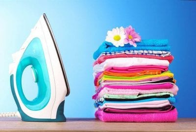 ironing top tips