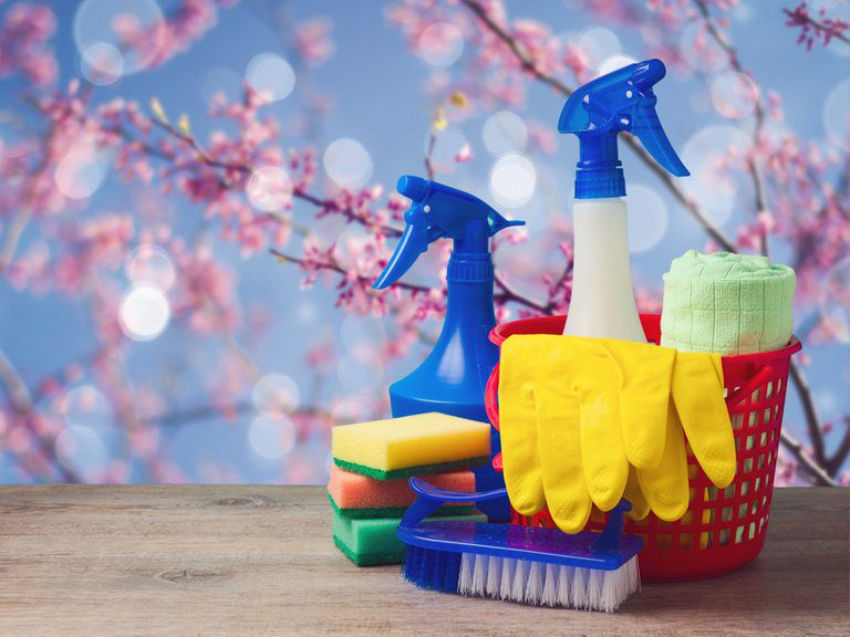 5 Failsafe Cleaning Tips